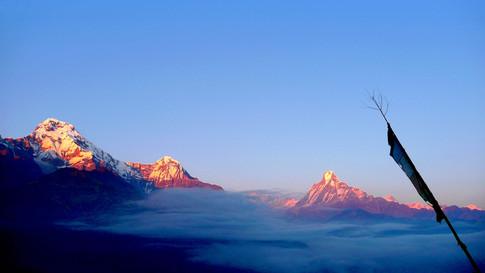 Trek du camp de base de l'Annapurna, Népal