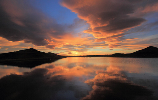 Lac Myvatn, Islande