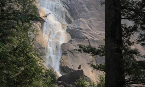 Shannon Falls, British Columbia, Canada