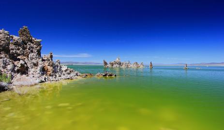 Mono Lake, Californie, USA