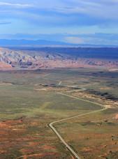 Muley Point Overlook, Road 261, Utah, USA