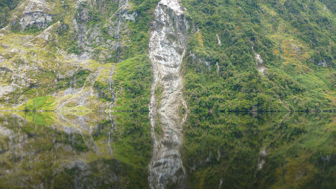 Doubtful Sound, New Zealand