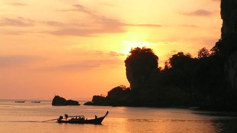 Tonsai Beach, Thailande
