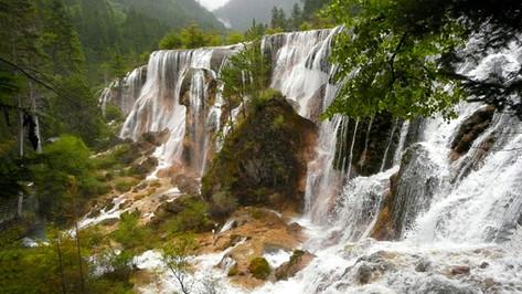 Jiuzhaigou Natural Reserve, Sichuan, China