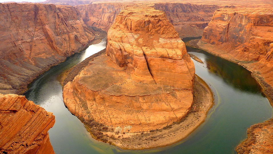 photograhe francais french photographer travel photography photographie voyage landscape paysage nature river meandre horseshoe bend usa