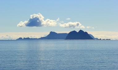 Værøy, Norvège