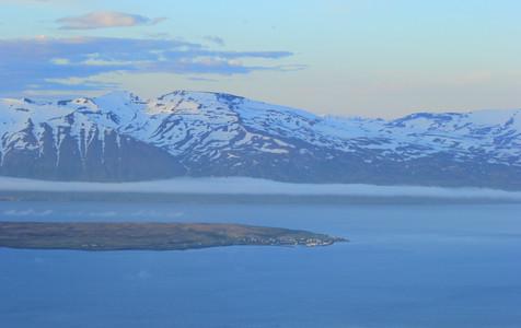 Eyjafjörður, Islande