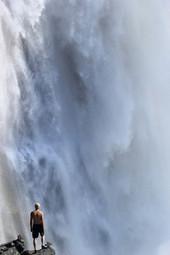 Emperor Falls, Mount Robson Provincial Park, British Columbia, Canada