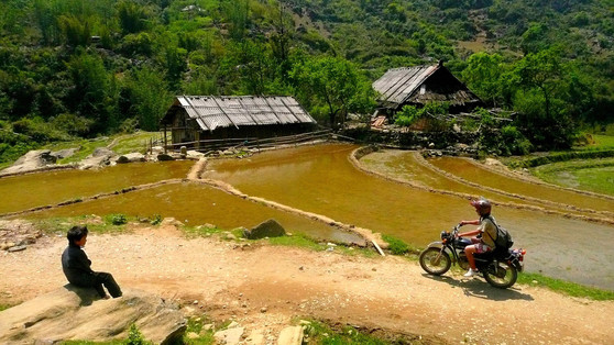 Région de Sapa, Vietnam
