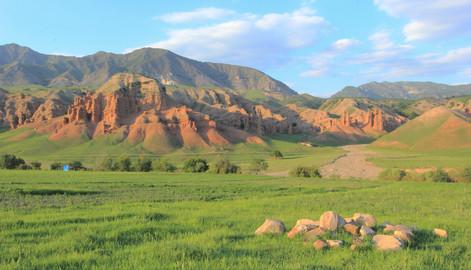Province de Jalal-Abad, Kyrgyzstan