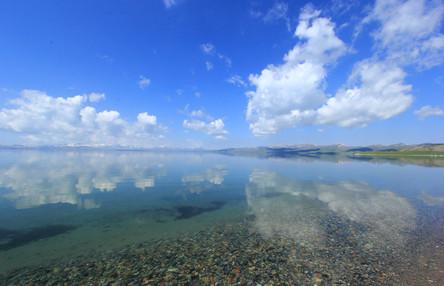 Lake Song Kul, Kyrgyzstan