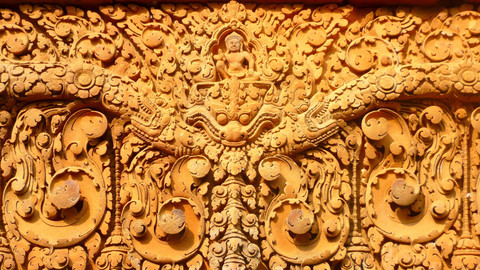 Banteay Srey, Cambodge