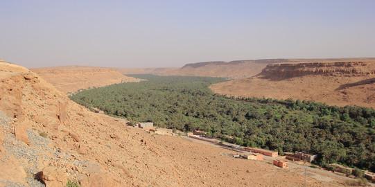 Vallée du Ziz, Maroc