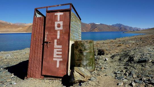 Pangong Tso, Ladakh, Inde