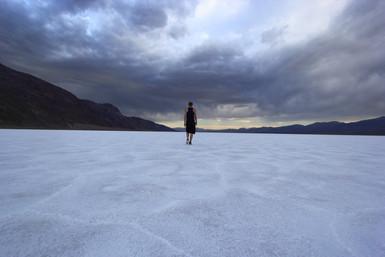 Badwater, Death Valley National Park, Californie, USA