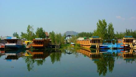 Srinagar, Cachemire, Inde