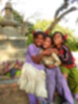 photographe francais french photographer travel photography photographie voyage people local portrait street locaux girls nepalese children nepal asia katmandou kathmandu