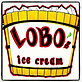 Lobos Ice Cream Logo