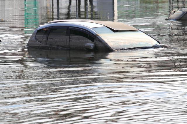 洪水や津波を疑似体験するシミュレーションVR
