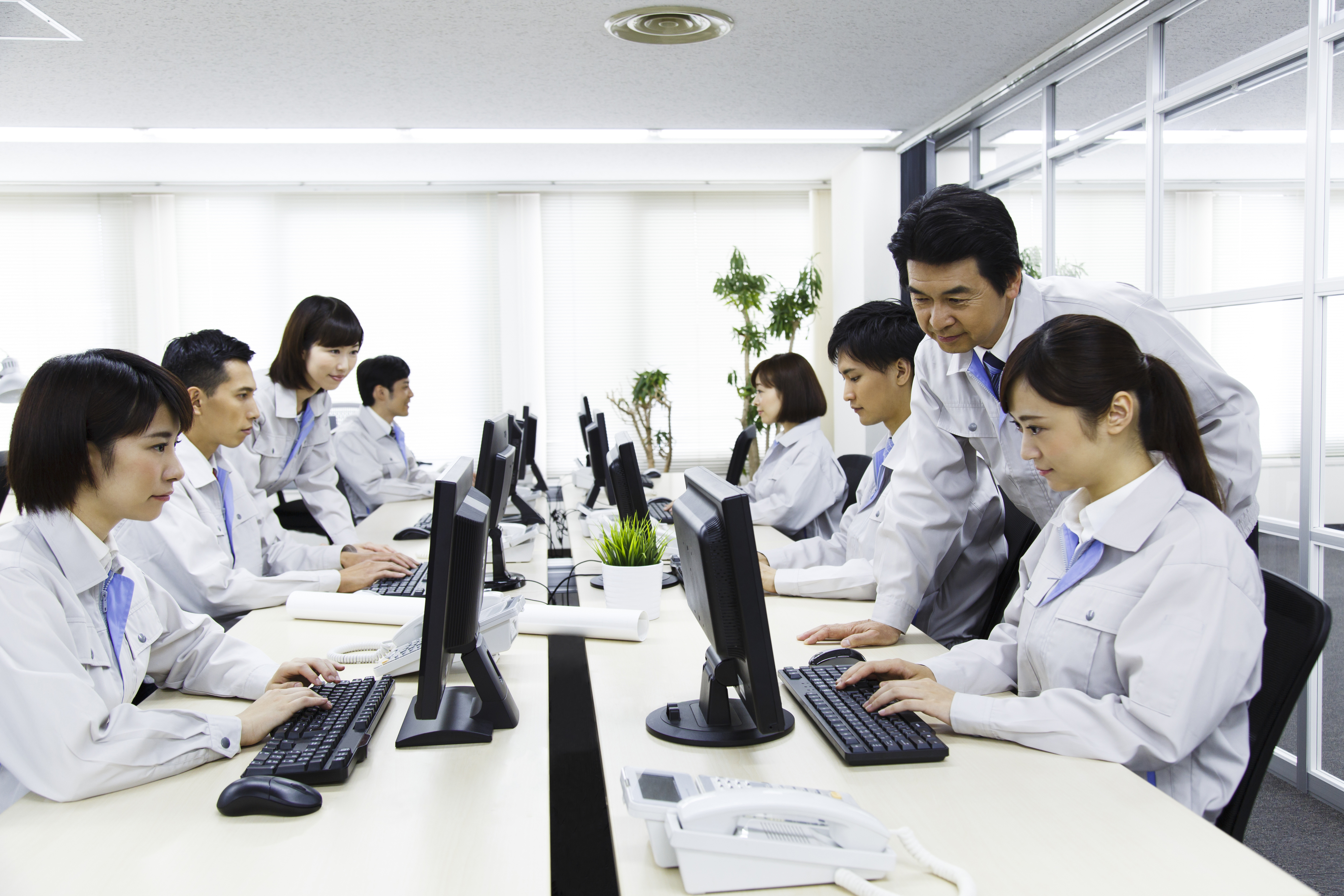 職場環境を紹介するプロモーションVR