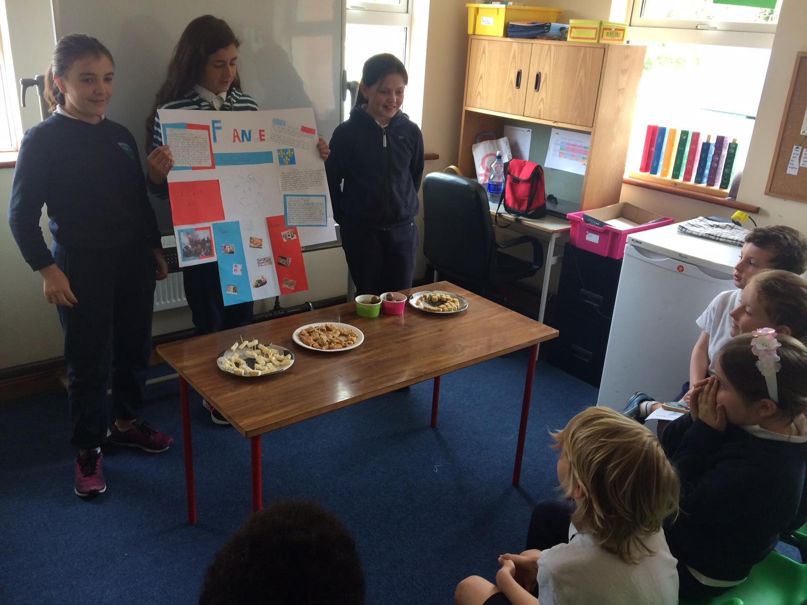 France Presentations