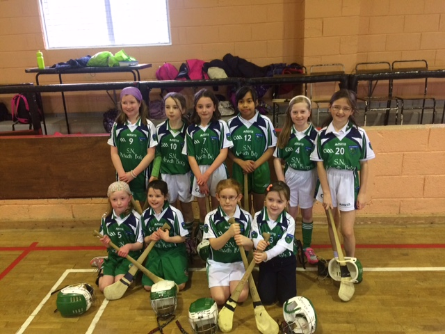 indoor 4th camogie tournament