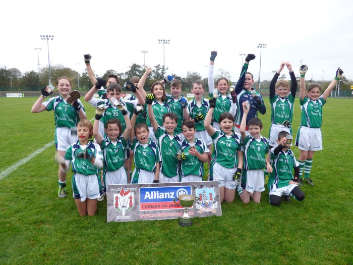 Sciath na Scol winners