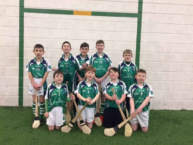 indoor 4th hurling tournament