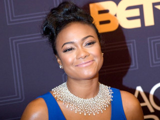 Afro-Latina Actress and Singer Tatyana Ali Debuts Baby Bump at BET's 'Black Girls Rock!'