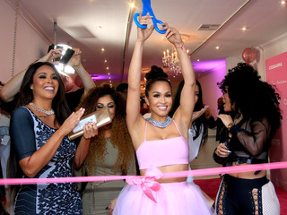 Rosa Acosta Opens Flagship Store