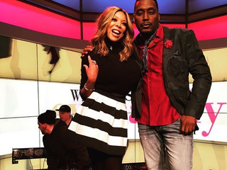 Big Daddy Kane Stops By The Wendy Williams Show