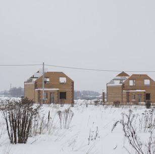 Новая Европа коттеджный поселок