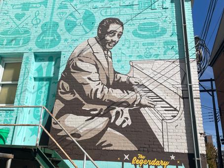 A new Duke Ellington mural arrives in Fargo
