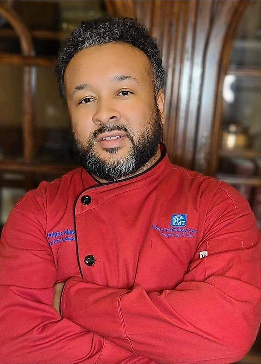 Chef Prince Mason