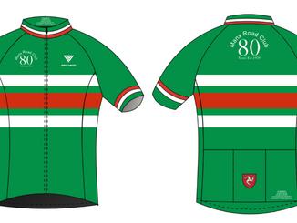 Manx Road Club 80th Anniversary Retro Shirt