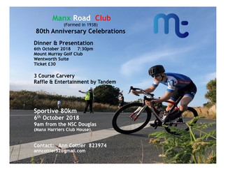 80th Anniversary Celebrations - Guest of Honour Confirmed