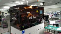 LED视觉检测机器人
