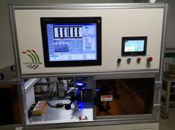 全尺寸高度分度盘视觉检测机器人