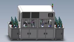 光电视觉检测机器人