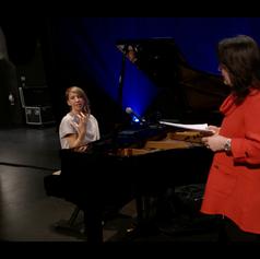 Albertine en cinq temps - répétition