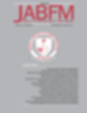 Indicators of Workplace Burnout among Physicians, Advance Practice Clinicians, and Staff in Medium to Small-Sized Primary Care Practices, published in Journal of American Board of Family Medicine,  Vol 33, Issue 3