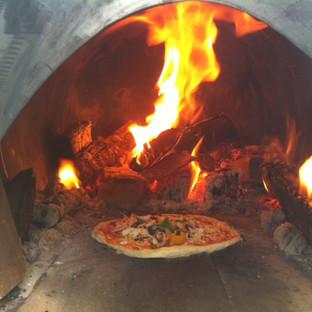 Pizzzza oven