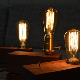 Blok lampje