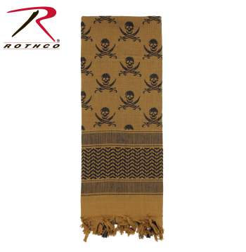 Shemagh Tactical Scarves Skulls