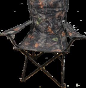 WFS Camo Folding Chair