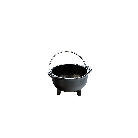 Lodge 16oz Cast Iron Country Kettle