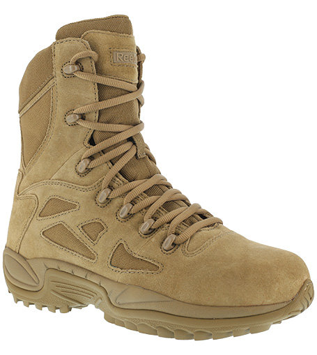 Reebok Rapid Response Military Stealth Boot Coyote