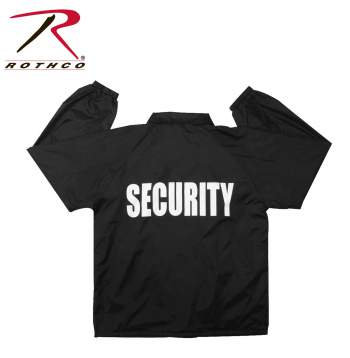 Security Coach Jacket