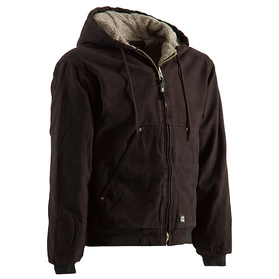Berne High Country Washed Hooded Jacket