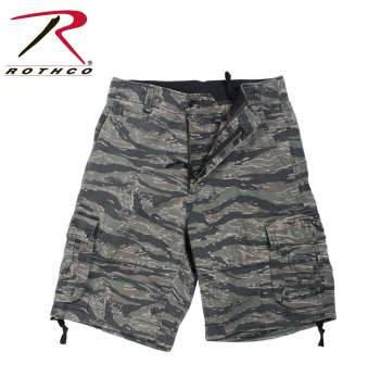 Vintage Utility Shorts